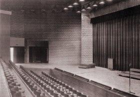 Teatr w Łasku - fragment wnętrza