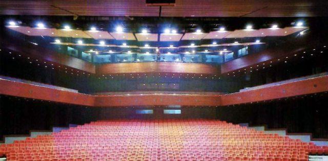 Narodowy Teatr Serbski - sala opery